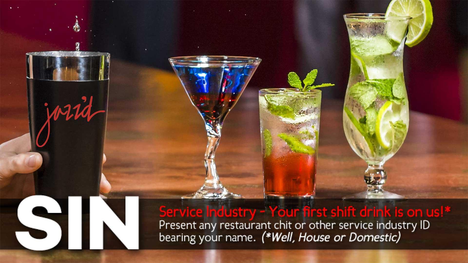 Sin Service Industry